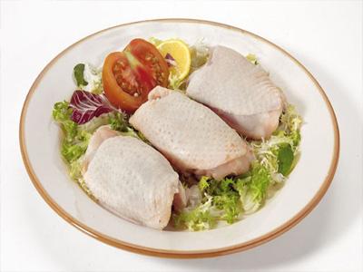 contramuslos de pollo en nuestro blog receta