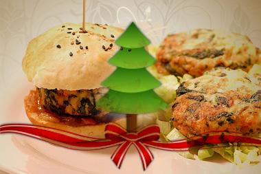 receta con pollo para las navidades