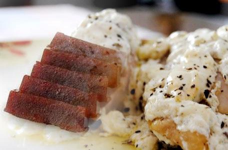 articulo receta de pollo asado con yogur y membrillo