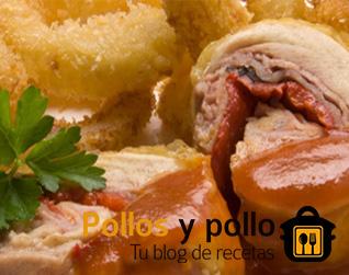 muslos de pollo receta en el blog de cocina