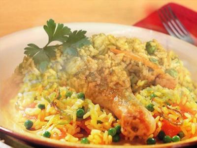 como hacer arroz con pollo imagen articulo