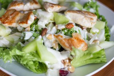 salsa para ensaladas con diversas opciones y recetas
