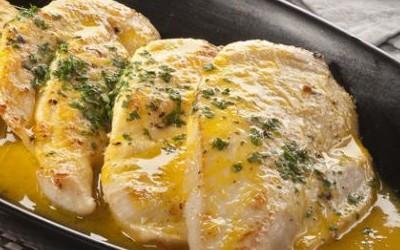 Distintas maneras de cocinar filetes de pollo