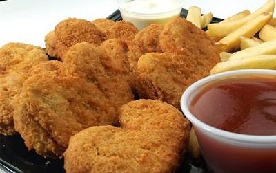 Recetas de Nuggets de pollo caseros