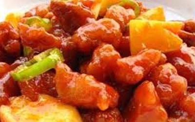 Recetas de pollo dulce