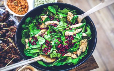 Recetas de dieta que contengan pollo
